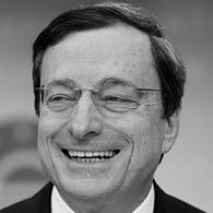 Mario Draghi, Präsident der Europäischen Zentralbank