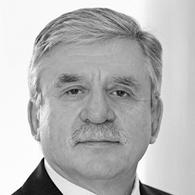 Dr. Walter Huber, Pharmakonzern Merck