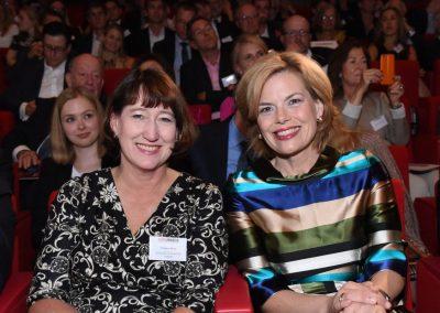 Hildegard Müller + Lulia Klöckner