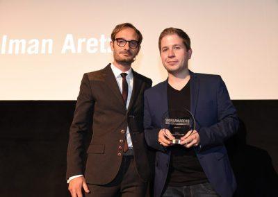 Tilman Aretz + Kevin Kühnert