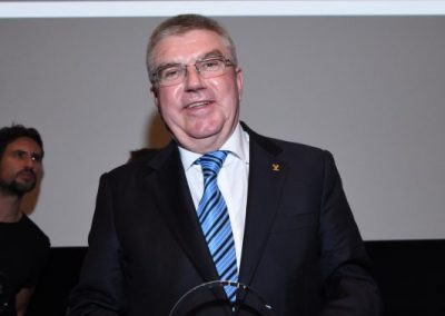 Thomas Bach | SignsAward 2018