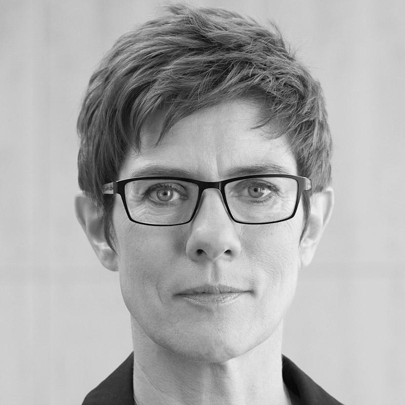 Annegret Kram Karrenbauer